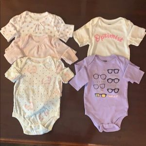 Other - BabyGap and Old Navy Bodysuits.